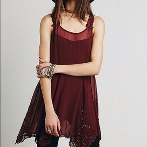 Free People Beads for Days Slip